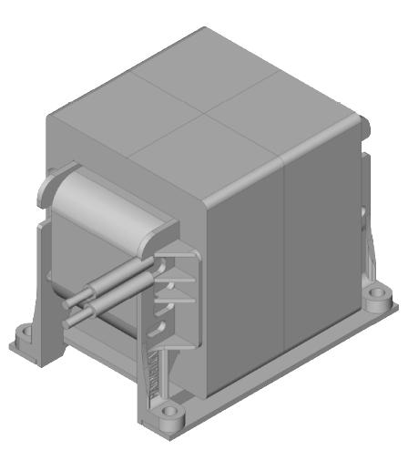 Core size 2xE70/32